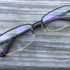 Ray-Ban Titanium Eyeglasses RB 8692 1012 53[]18 14